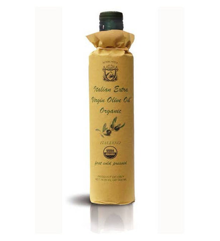 Olive Oil, Organic First Cold Pressed Extra Virgin Olive Oil- LG SIZE