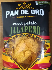 Tortilla Chips, 3 Flavors