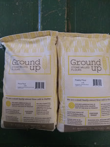 Flour, local from Hadley NEW! 5# bag