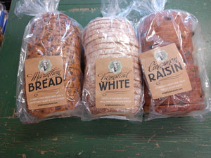 Bread, sliced- Wrights Dairy & Bakery