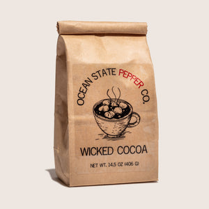 Cocoa Mix: Wicked Cocoa NEW! Ocean State Pepper Co.