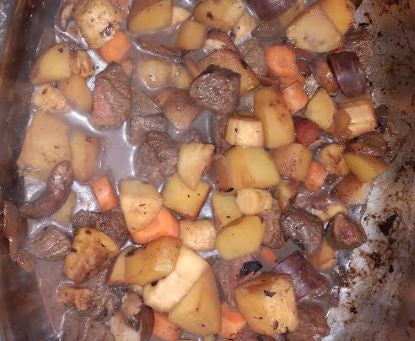 Beef Stew Meat: various sizes