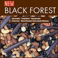Nuts, Roasted: Black Forest Trail Mix NEW! - 1# bag