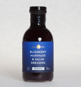 Blueberry Marinade & Salad Dressing, certified organic, 12 oz.