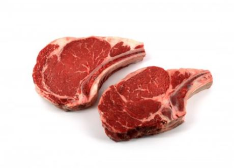 Beef Bone-In Rib Eye Steak