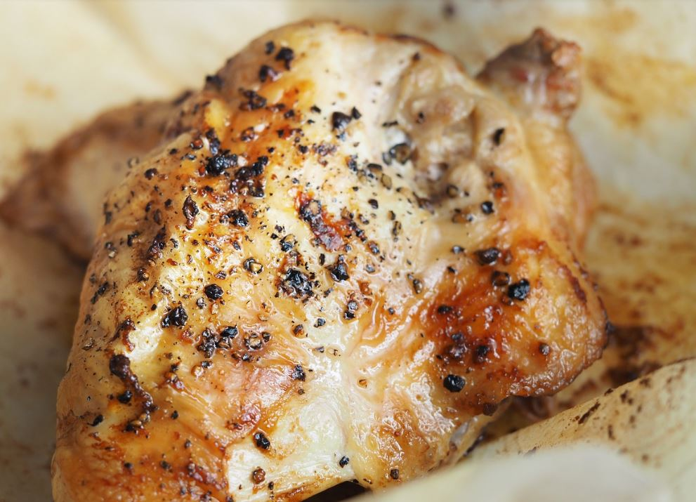 Chicken breast, bone in: 2 pack PLYMPTON POULTRY