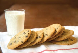 Cookies: Chocolate Chip: Wrights Dairy & Bakery