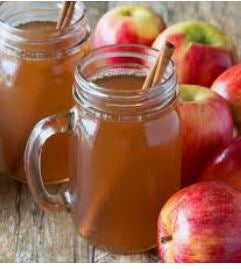 Apple Cider 1/2 gallon & Pints
