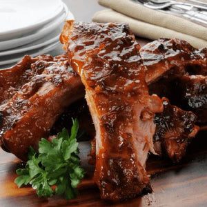 Boar Spare Ribs - St. Louis Rack
