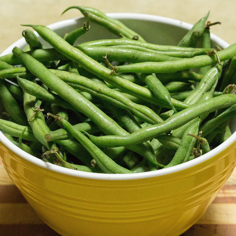 Green beans, local.  Price per pound
