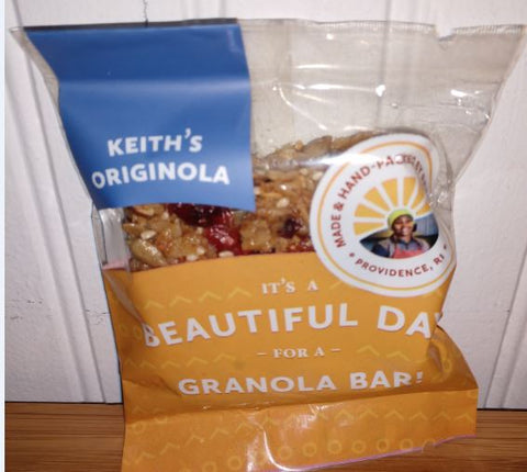 Granola Snack bar, Keith's original
