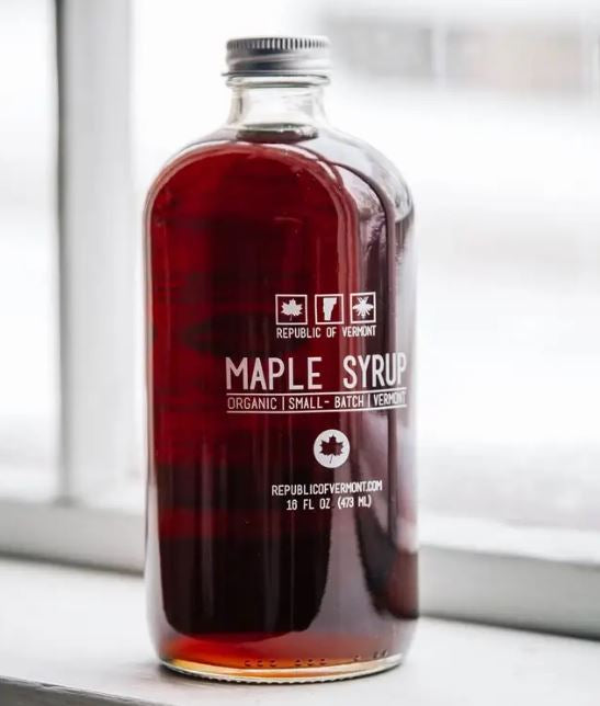 Maple Syrup, Organic, 16 oz.