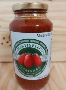 Marinara Sauce, Martinelli's NEW! 24 oz.