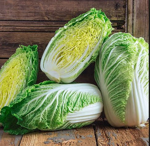 Cabbage, Napa, OVERSTOCK Certified Organic  per head