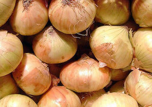 Onions, Yellow local