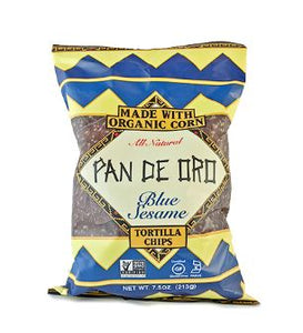 Tortilla Chips, Nacho Lime, Blue Corn Sesame or White Corn Chips