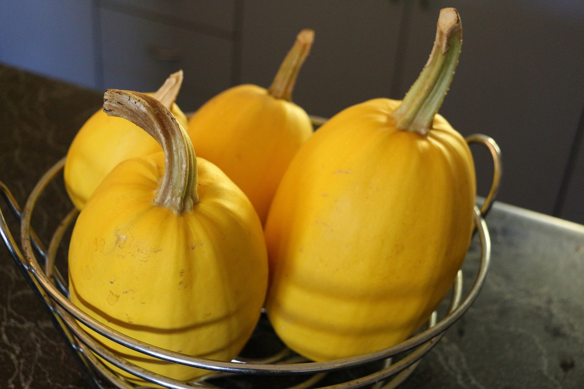 Squash, spaghetti, small ones