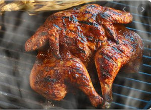Chicken whole, NEW ! Spatchcocked (butterfly cut)