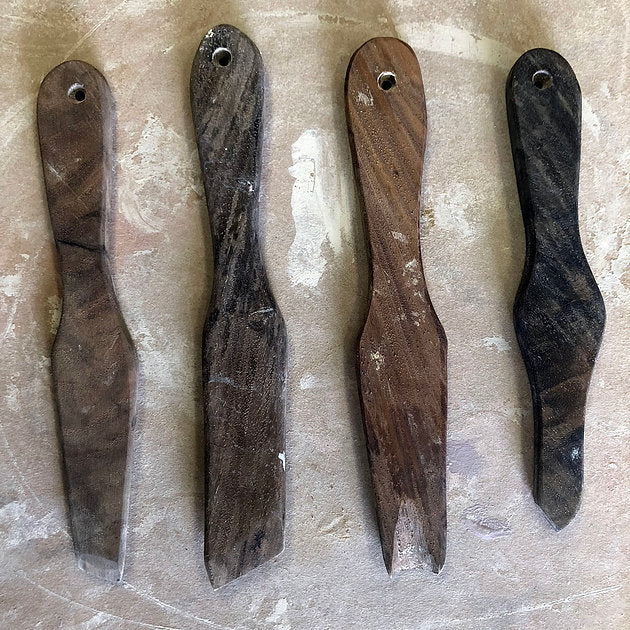 Handmade Clay Tools