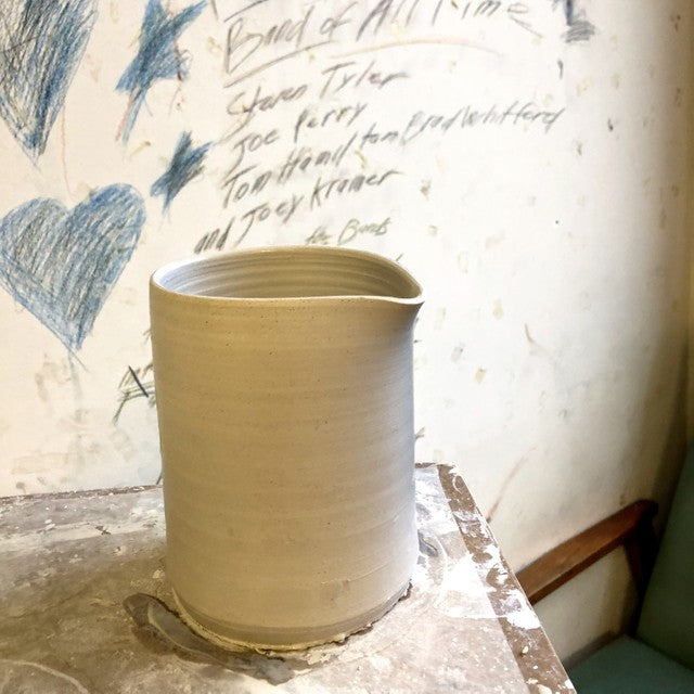A Peek Inside Beth's Ceramic Studio...