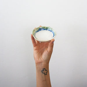 small ceramic ring dish