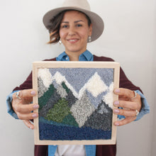 Load image into Gallery viewer, Boundary Mini Embroidery