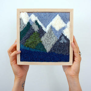 Boundary Mini Embroidery