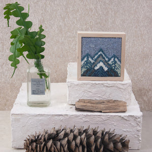 Cascade Range Mini Embroidery