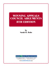 Winning Appeals Council Arguments 8th Edition (Digital Download)