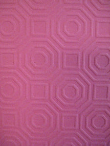 "Darice Embossing Folder Octagon Background | 4.25 x 5.75"" Scrapbooking Cards Crafts"