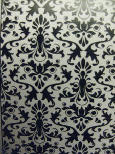"Darice Embossing Folder Damask Background |  5 x 7"" Scrapbooking Cards Crafts"