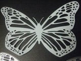 Extra Large Butterfly Cutting Die | Cut, Emboss, Stencil Paper Crafts