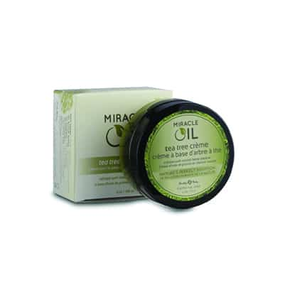 Earthly Body Miracle Oil Creme