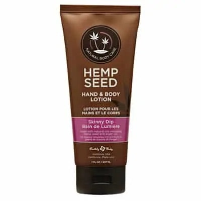 Hemp Seed Hand & Body Lotion 7oz