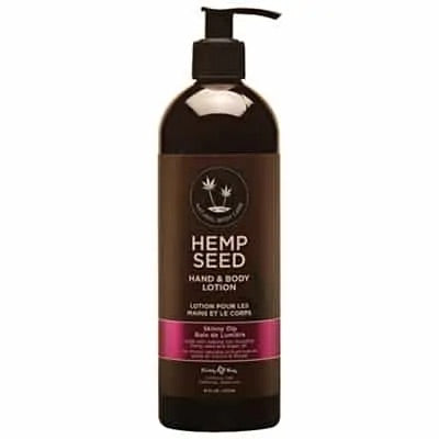 Hemp Seed Hand & Body Lotion 16oz