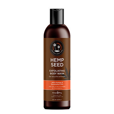 Hemp Seed Exfoliating Body Wash
