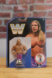 2018 Hasbro WWE Retro Wrestling Figure Triple HHH