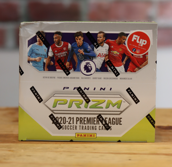 2020/21 Panini Prizm English Premier League Soccer Cards Breakaway Box