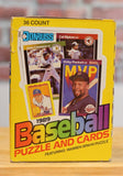 1989 Donruss Baseball Card Wax Box (36 Packs) - FLIP Collectibles Shop