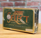1993 Score Select Baseball Card Wax Box (36 Packs) Factory Sealed - FLIP Collectibles Shop