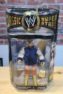 WWE Jakka Pacific Rick Steiner Classic With Tag Team Belt MIB Mint In Box! Rare! - FLIP Collectibles Shop