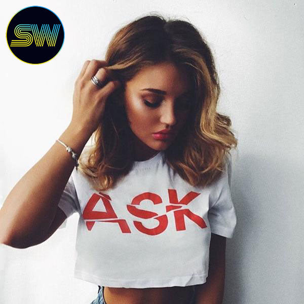 Ask Graphic Tee