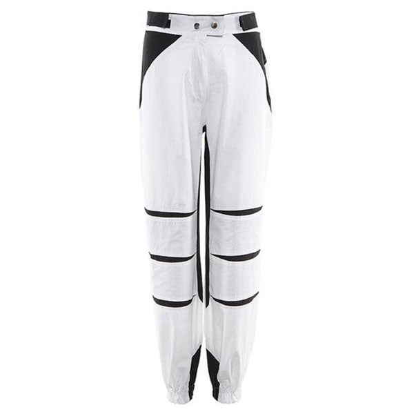 Stripped Colorblock Joggers
