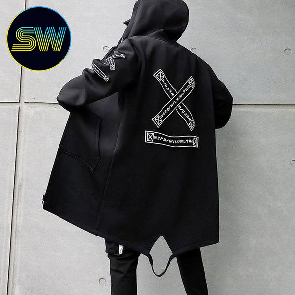 X Graphic Jacket