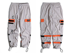 Side Pockets Cargo Pants