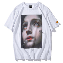 Face Graphic Tee