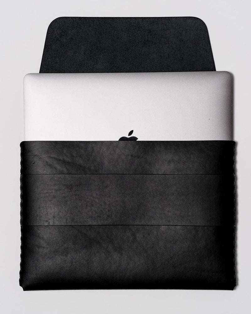 Blue & Grae MAUDE Macbook Sleeve Black 2019