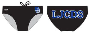 La Jolla Country Day School Custom Men's Water Polo Brief