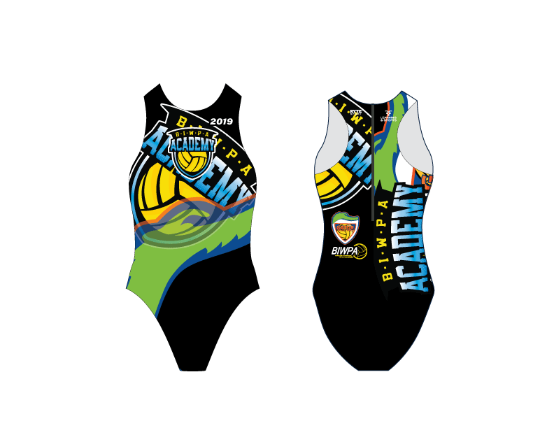 Florida International Water Polo Camp 2019 Girls Water Polo Suit