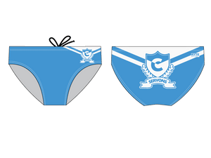 Cate School Water Polo 2019 Custom Men's Water Polo Briefs